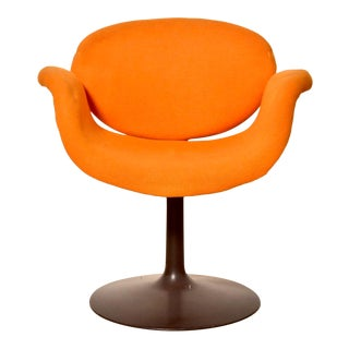 Vintage Artifort Tulip Chair by Pierre Paulin For Sale