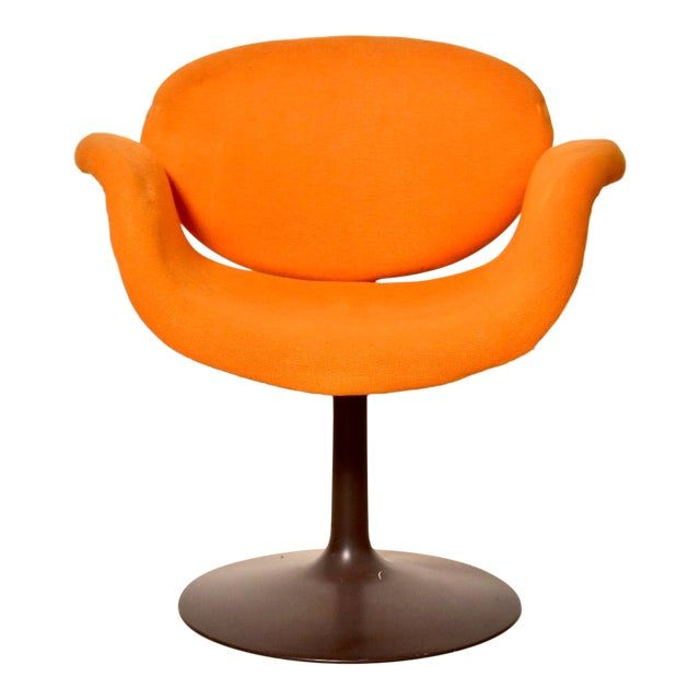 Vintage Artifort Tulip Chair by Pierre Paulin For Sale
