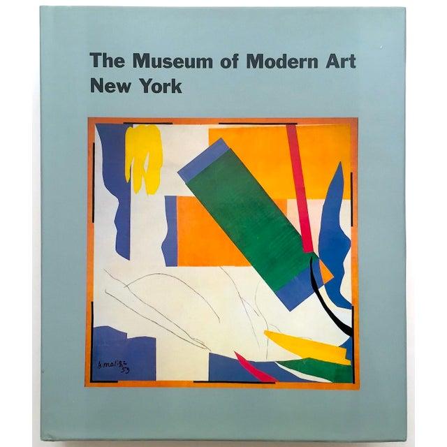 """ Museum of Modern Art New York "" Vintage 1997 Extra Large Landmark Volume Hardcover Modern Art Book For Sale - Image 13 of 13"