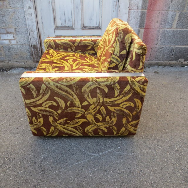 Andy Warhol Inspired Banana Lounge Chair For Sale - Image 5 of 7