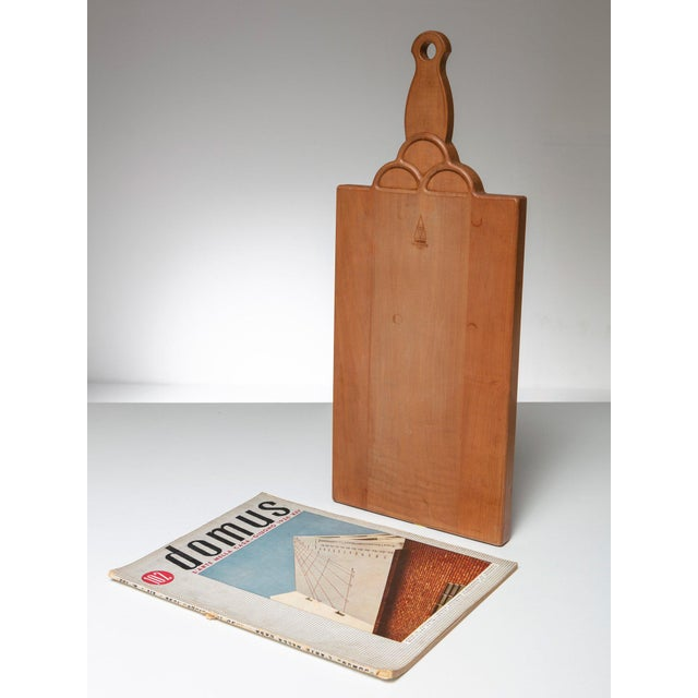 Modern Chopping Board by Milton Glaser for Twergi / Alessi For Sale - Image 3 of 4
