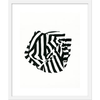 "Small ""White Knot 2"" Print by Angela Chrusciaki Blehm, 16"" X 20"""
