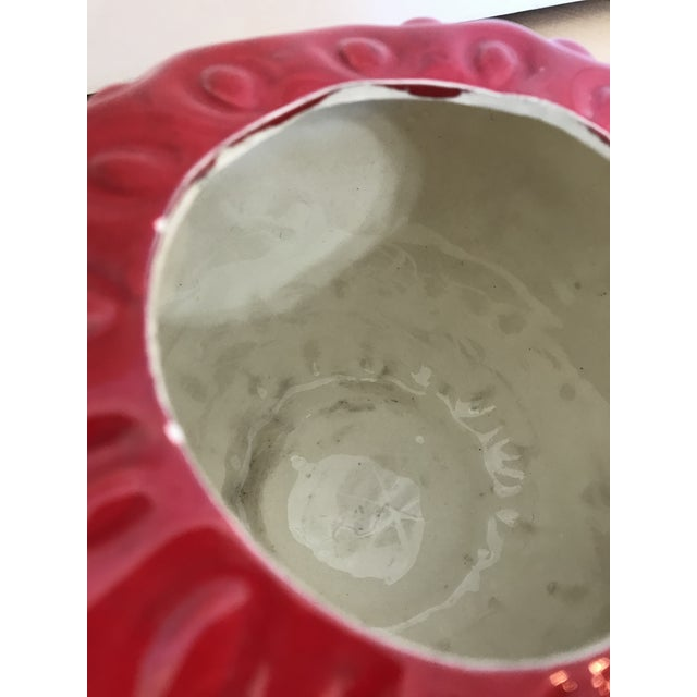 Edith King Original Strawberry Cookie Jar For Sale - Image 4 of 9