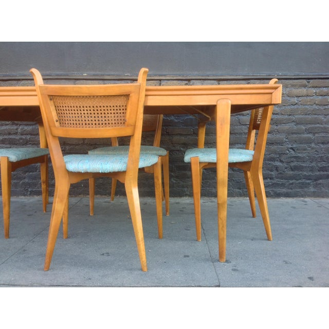 1950's Edmond J. Spence Dining Set - Image 9 of 10