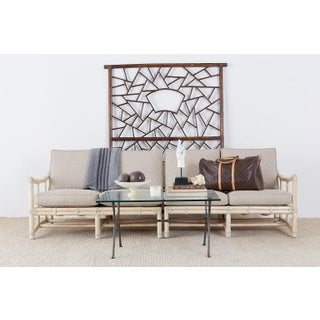 Pair of McGuire California Modern Sectional Sofas Preview