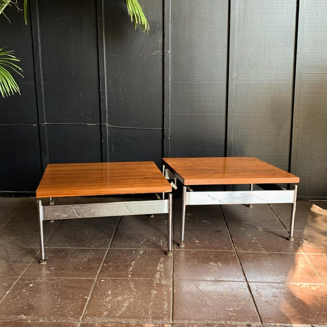1960s Mid-Century Modern Side Table For Sale - Image 5 of 6