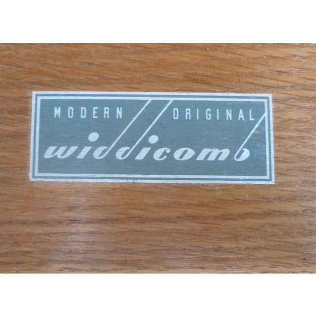 1950s 1950s Mid Century Modern Widdicomb t.h. Robsjohn Gibbings Matching Chest of Drawers - a Pair For Sale - Image 5 of 10