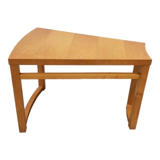 Mid-Century Modern Wedge Table by Paul Laszlo (1900-1993) for Brown Saltman For Sale