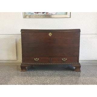 Late 18th Century George III Mahogany Chest Preview