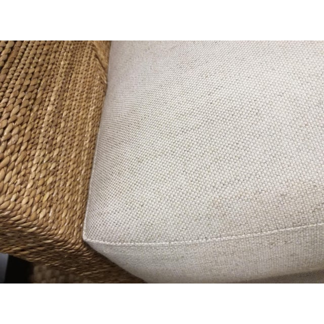 Cameron Lounge Chair by Palacek For Sale In Los Angeles - Image 6 of 8