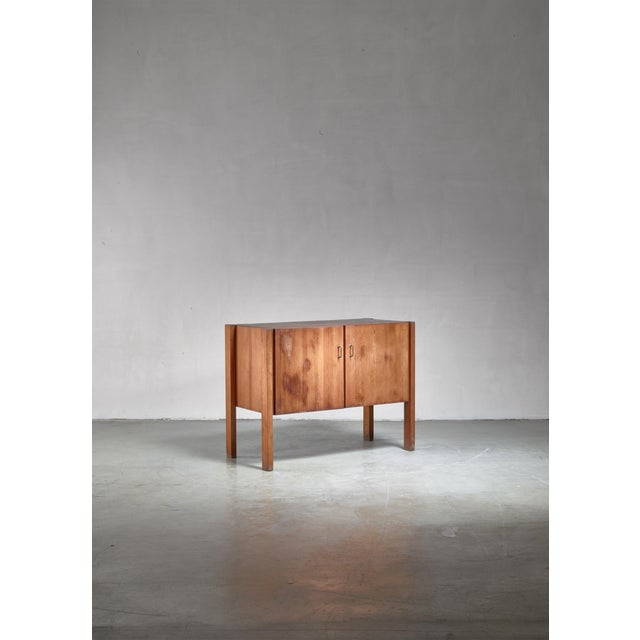 Pine Finn Form Sideboard, Finland, 1950s For Sale - Image 6 of 6