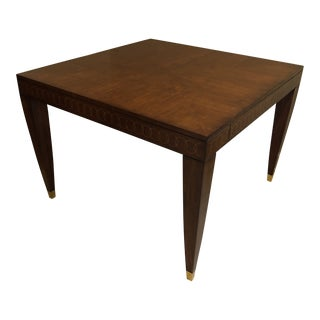 Italian Modern History Parisienne Game Table For Sale