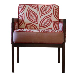 "Mid-Century Modern ""Box"" Chair"