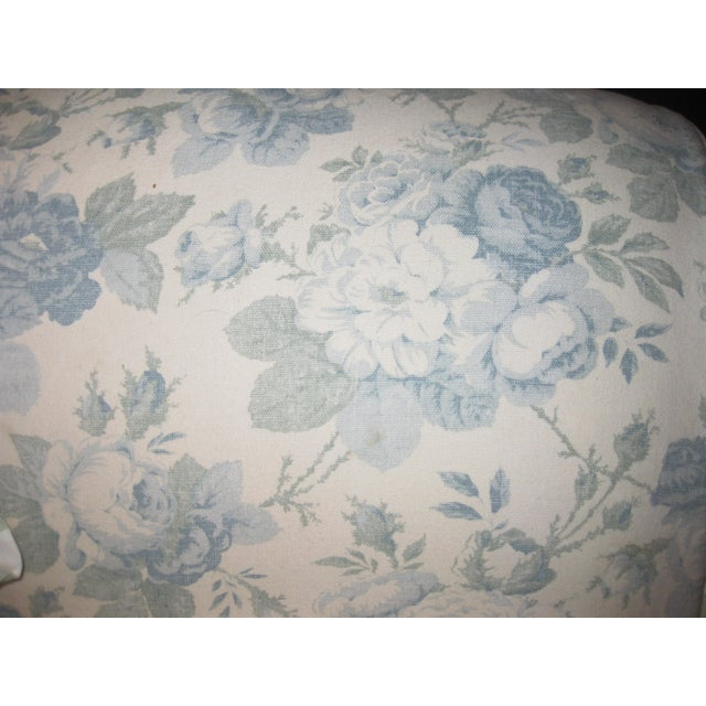 Textile JM Paquet Floral Sofa For Sale - Image 7 of 9