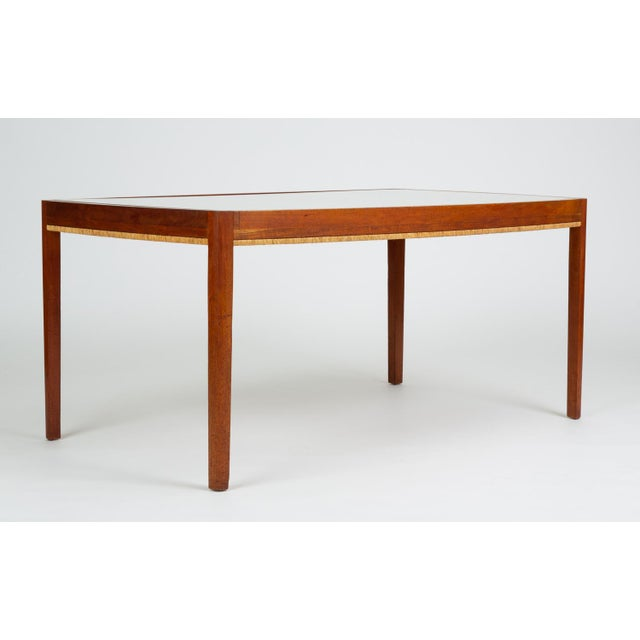 1940s Mexican Modern Dining Table by Michael Van Beuren for Domus Mexico For Sale - Image 5 of 13