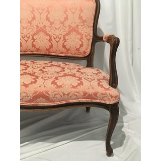 Antique Louis XV-Style Settee Preview