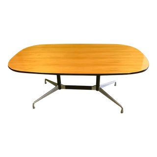 Eames for Herman Miller Oval Office Table/Conference Table For Sale