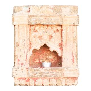Fatepur Sikri Antique Stone Niche For Sale