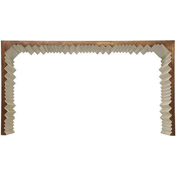 Modern Noir Nelson Console Table For Sale - Image 3 of 3