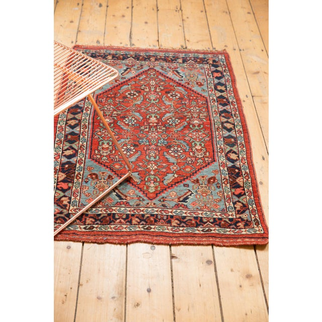 "Antique Bijar Rug - 2'9"" X 4'1"" For Sale In New York - Image 6 of 12"