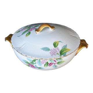 Victorian China Occupied Japan Soup Tureen