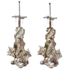 Image of Resin Table Lamps