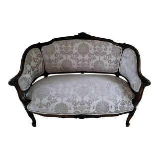 Antique French Louis XV Settee