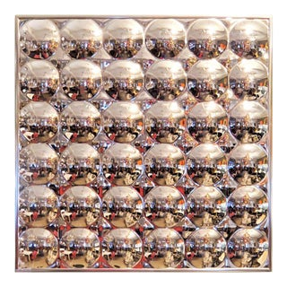 Modern Contemporary a Bl Design ''Bubble'' Mirror For Sale