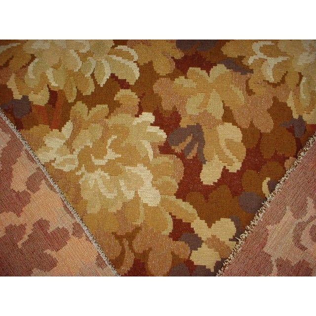Kravet Kravet Couture Red Tree Branch Floral Tapestry Upholstery Fabric- 12-7/8 Yards For Sale - Image 4 of 5