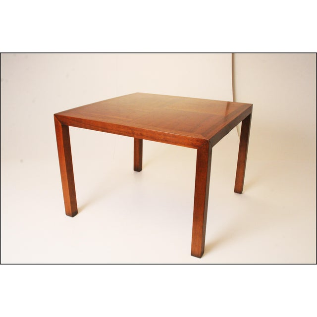 Lane Mid-Century Danish Modern Parsons Coffee Table - Image 2 of 11