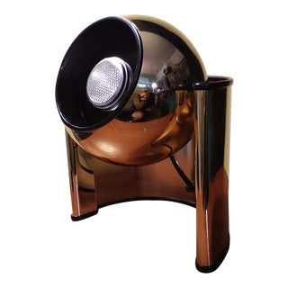 Kovacs Brass Eyeball/ Table Lamp For Sale