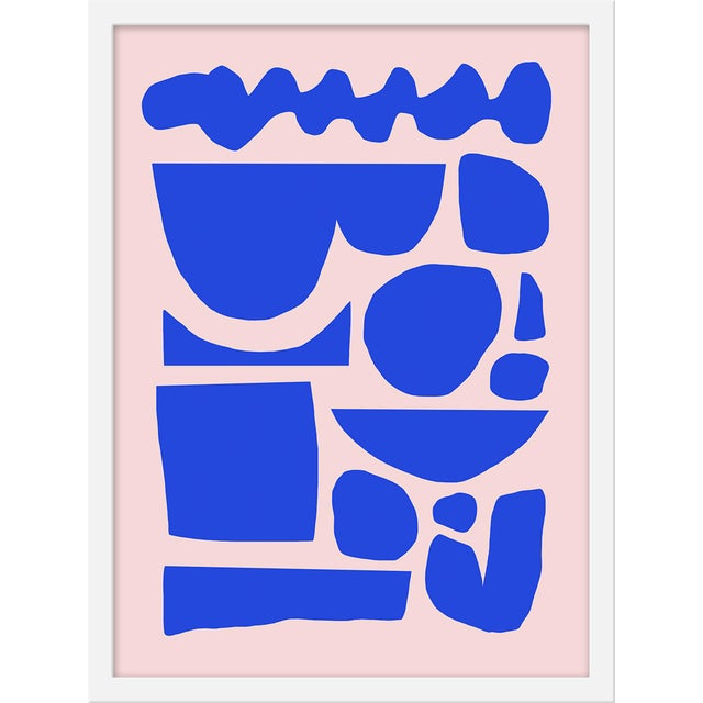 """Contemporary Medium """"Noonday Dream Ii"""" Print by Kelly Knaga, 18"""" X 24"""" For Sale - Image 3 of 3"""