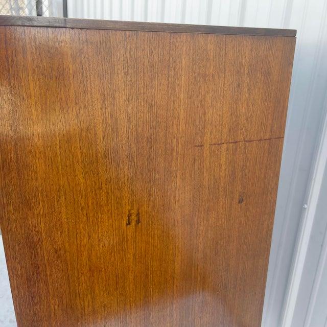 Mid-Century Modern Highboy Dresser For Sale - Image 10 of 13