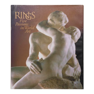 Rings - Five Passions in World Art For Sale