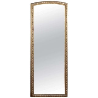 19th Century Gilded Arch Dressing Mirror For Sale