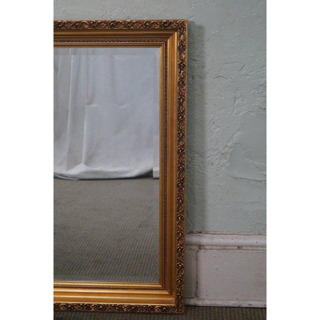 Gilt Frame Beveled Mirror - Image 10 of 10