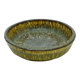 1940s Vintage Gunnar Nylund Rubus Ceramic Bowl For Sale