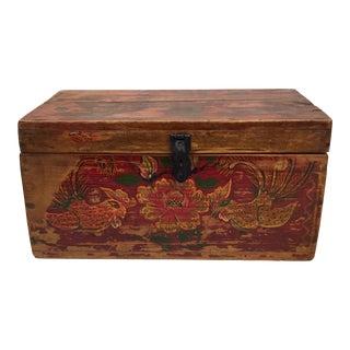 Chinese Painted Box