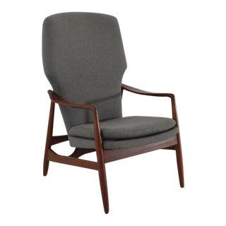 Vintage Finn Juhl Model 1 Lounge Chair For Sale