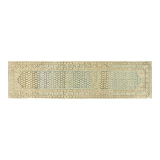 Antique Persian Malayer Runner - 03'05 X 12'11 For Sale