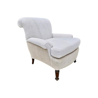Fragments Identity Vintage Roll Back Club Chair For Sale
