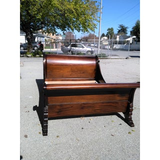 French Children's Sleigh Bed Preview