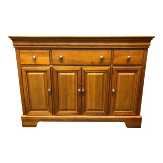 Stanley Furniture Traditional Sideboard For Sale