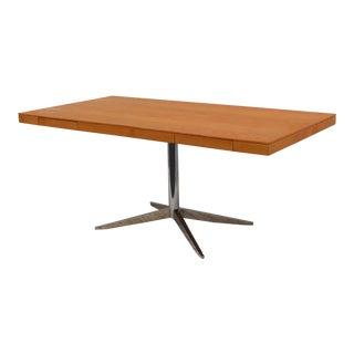 Florence Knoll Partners Desk For Sale