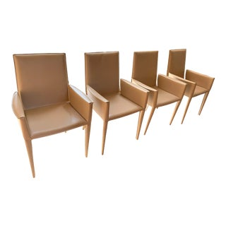 Design Within Reach Bottega Chairs - Set of 4 For Sale