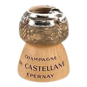 French Champagne Cork Ashtray