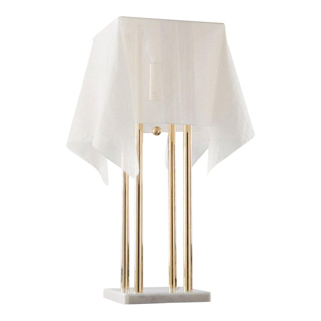 """""""Nefer"""" Table Lamp by Kazuide Takahama for Sirrah For Sale"""