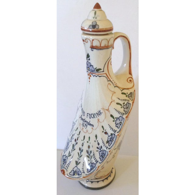 Dutch Commemorative Liquor Bottle - Image 5 of 6