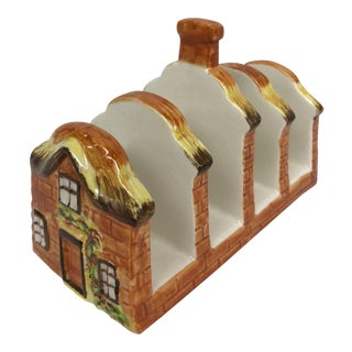 English Cottage Toast Holder