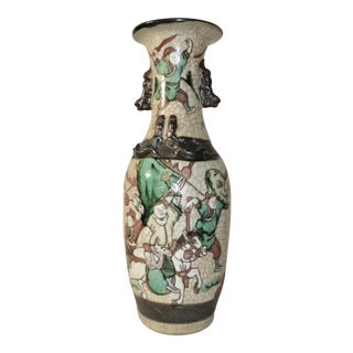 19th Century Antique Chinese Vase For Sale